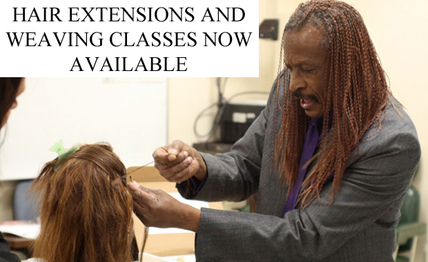 Hair Extension Weaving Classes Available